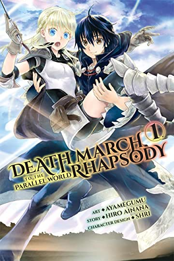 Death March to the Parallel World Rhapsody Vol. 1