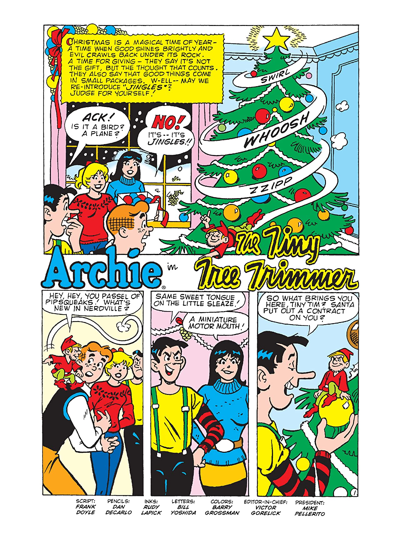 Archie Double Digest #246