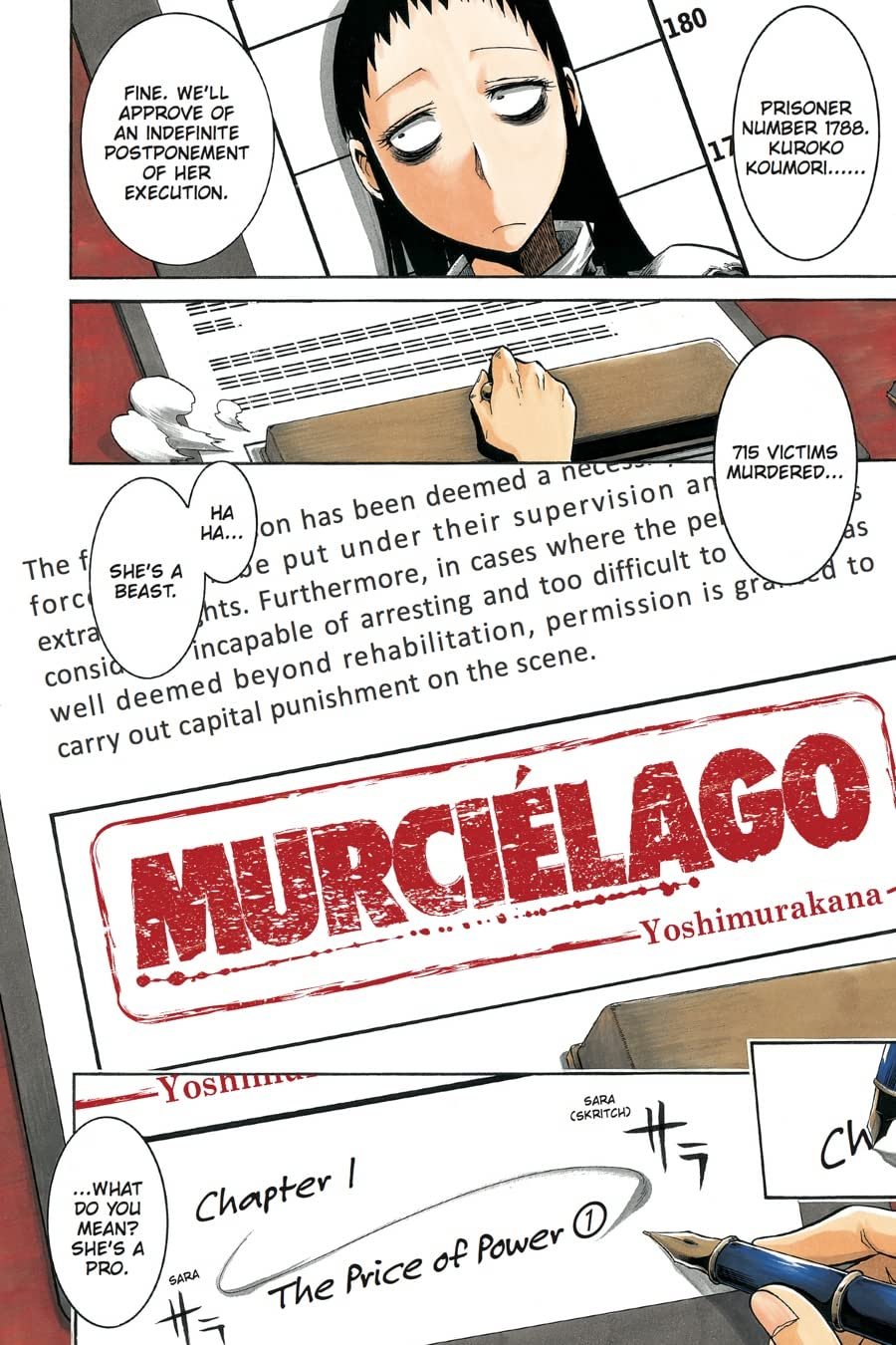 Murcielago Vol. 1