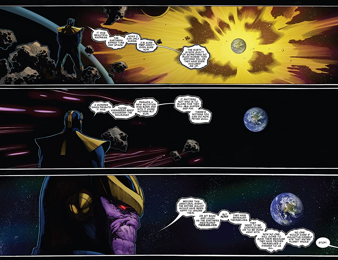 Guardians of the Galaxy (2013-2015) #6