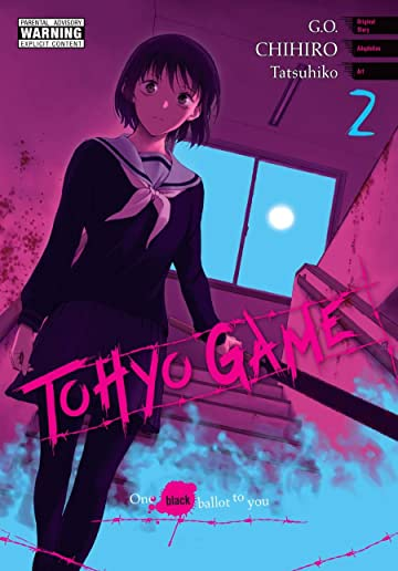 Tohyo Game: One Black Ballot to You Vol. 2