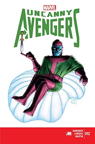 Uncanny Avengers (2012-2014) No.12