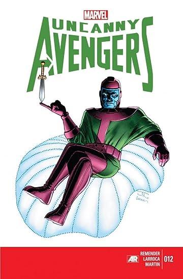 Uncanny Avengers (2012-2014) #12