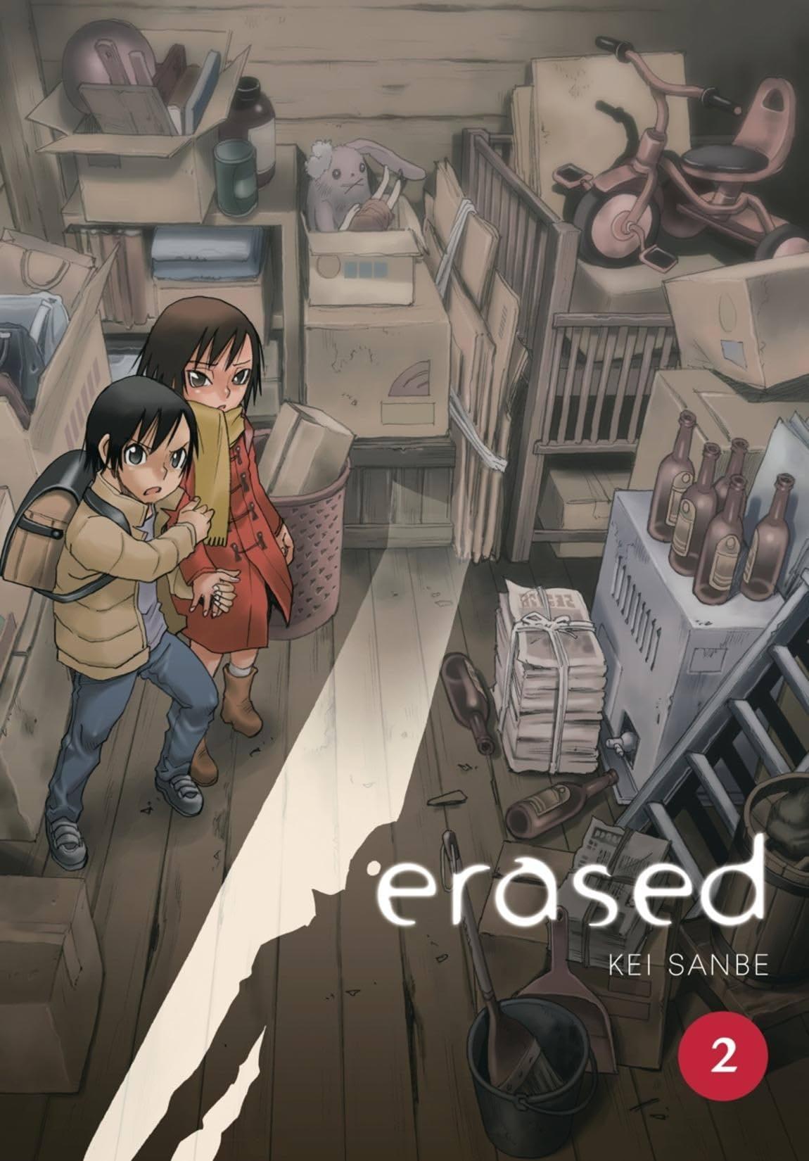 Erased Vol. 2