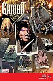 Gambit (2012-2013) #17