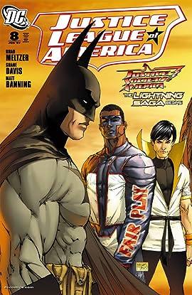 Justice League of America (2006-2011) #8