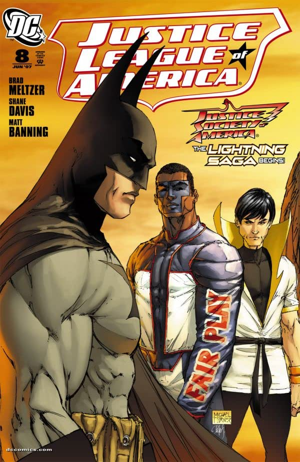 Justice League of America (2006-2011) #8
