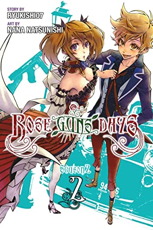 Rose Guns Days Season 2 Vol. 2