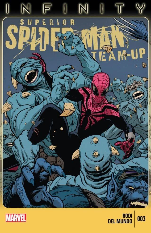 Superior Spider-Man Team-Up #3