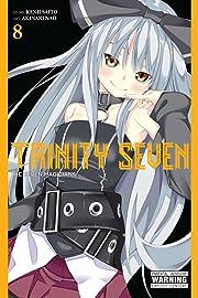 Trinity Seven Vol. 8: The Seven Magicians