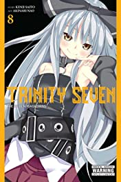 Trinity Seven Vol. 8: The Seven Magicians