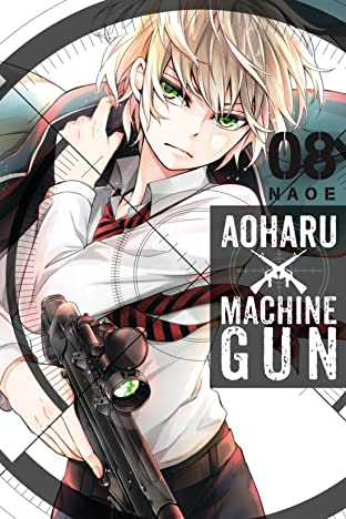 Aoharu X Machinegun Vol. 8