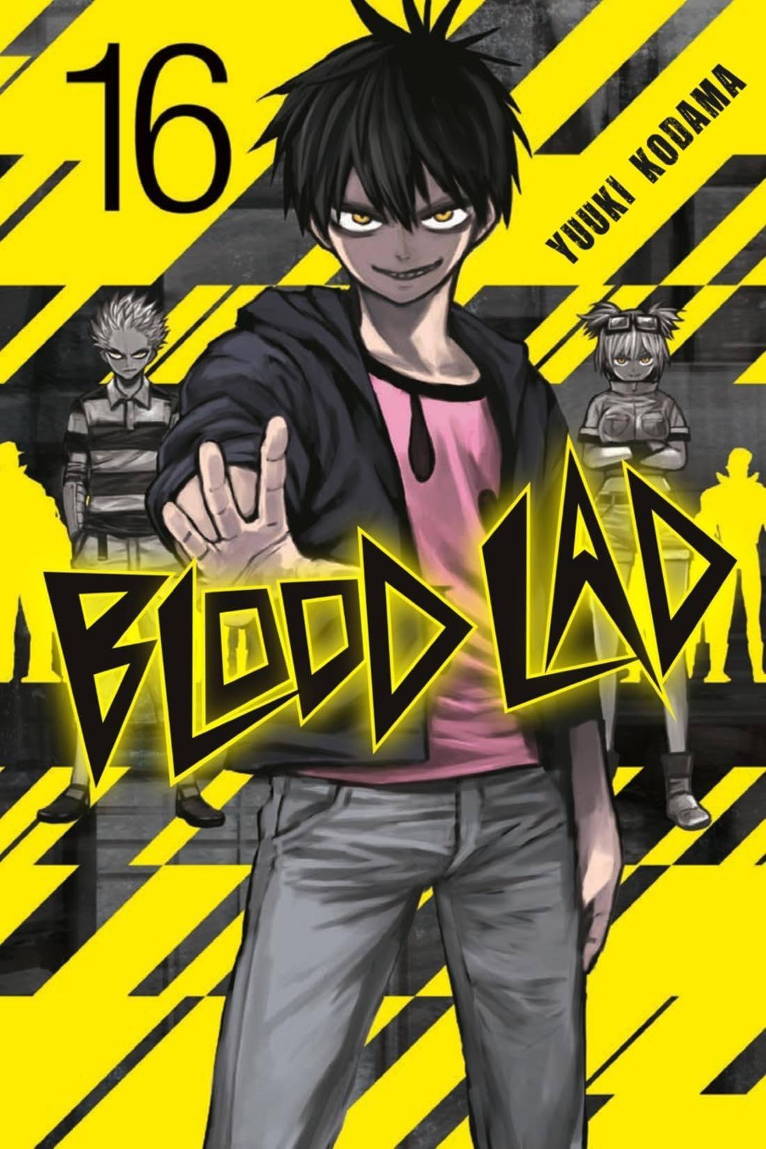 Blood Lad Vol. 16