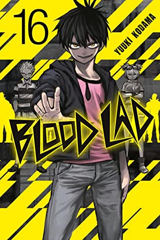 Blood Lad Vol. 16