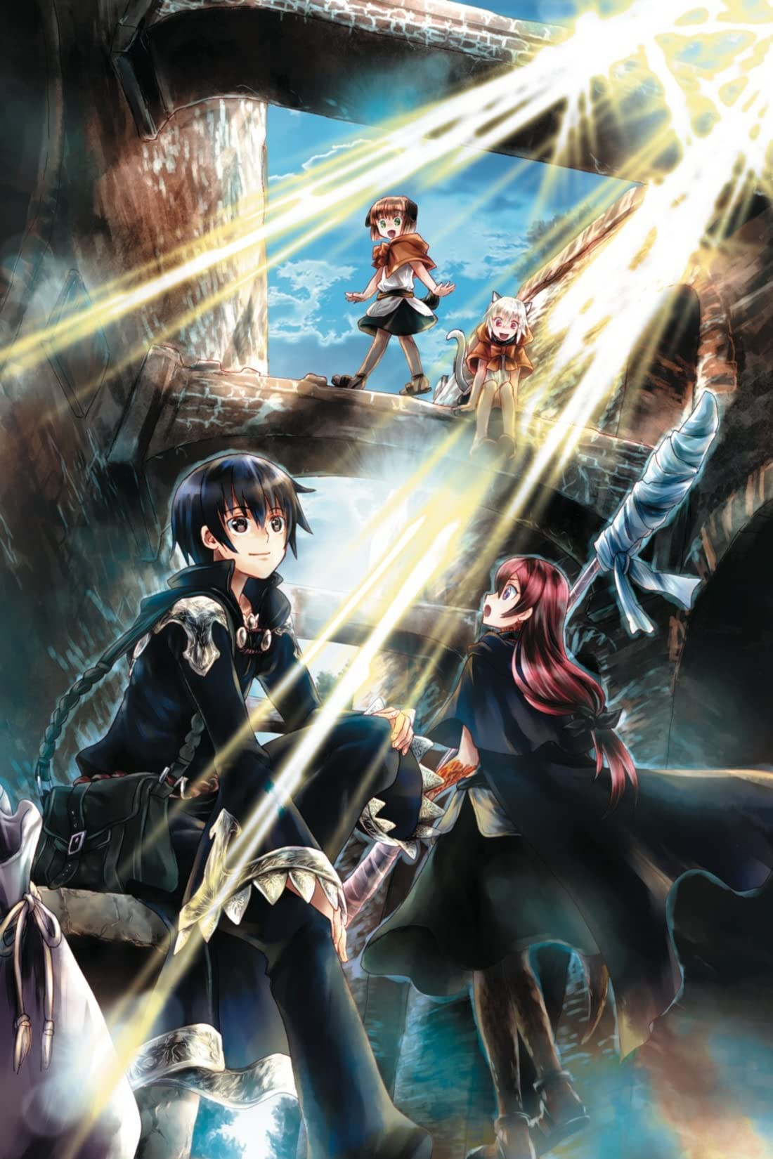 Death March To The Parallel World Rhapsody Vol 2 Comics By