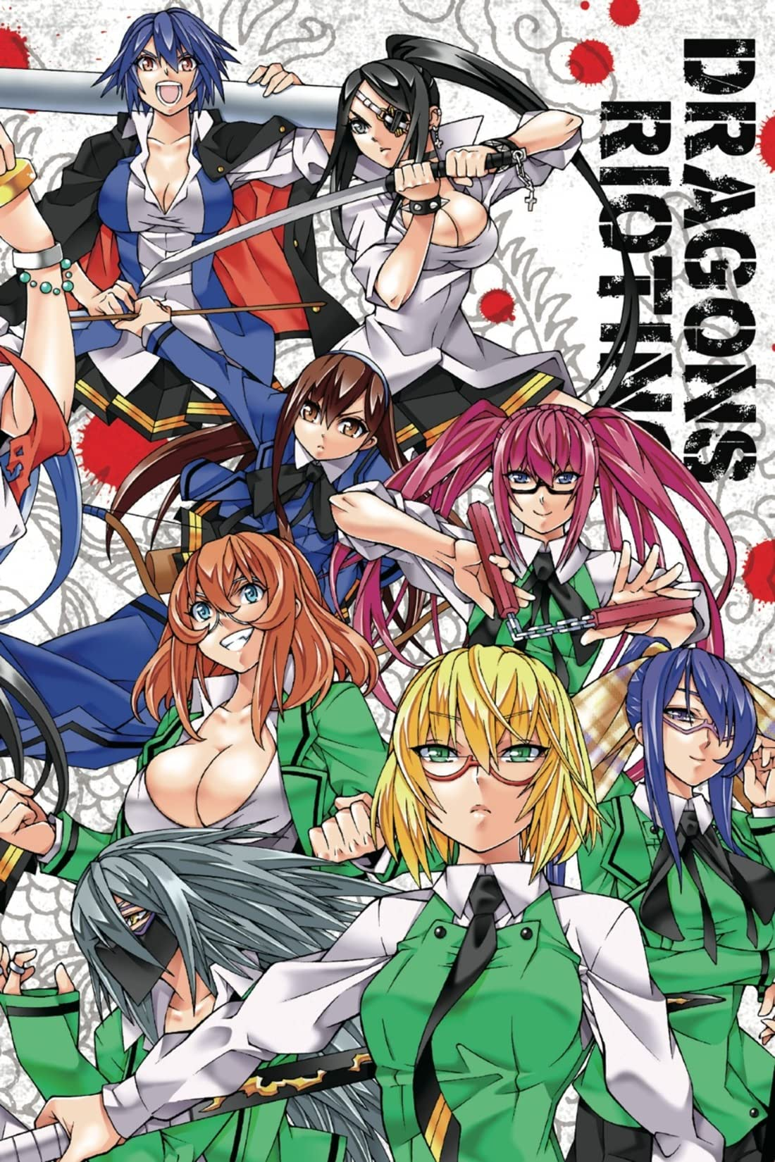 Dragons Rioting Vol. 6