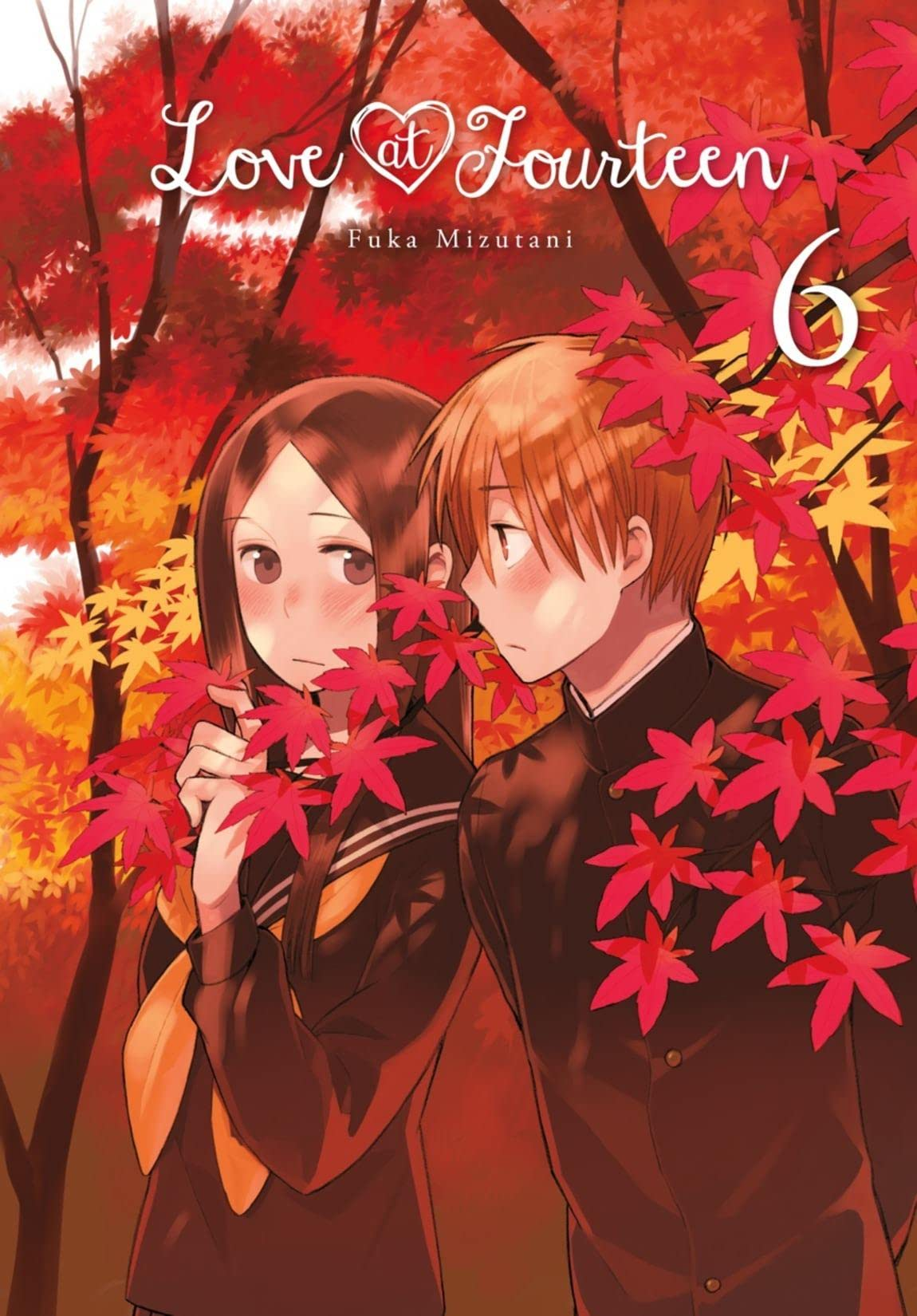 Love at Fourteen Vol. 6