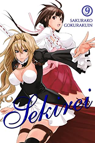 Sekirei Vol. 9