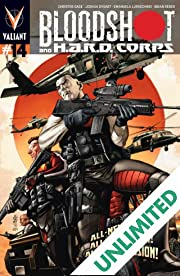 Bloodshot and H.A.R.D. Corps (2013- ) #14: Digital Exclusives Edition