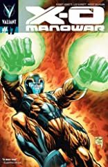 X-O Manowar (2012- ) #17: Digital Exclusives Edition