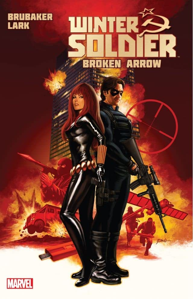 Winter Soldier Vol. 2: Broken Arrow