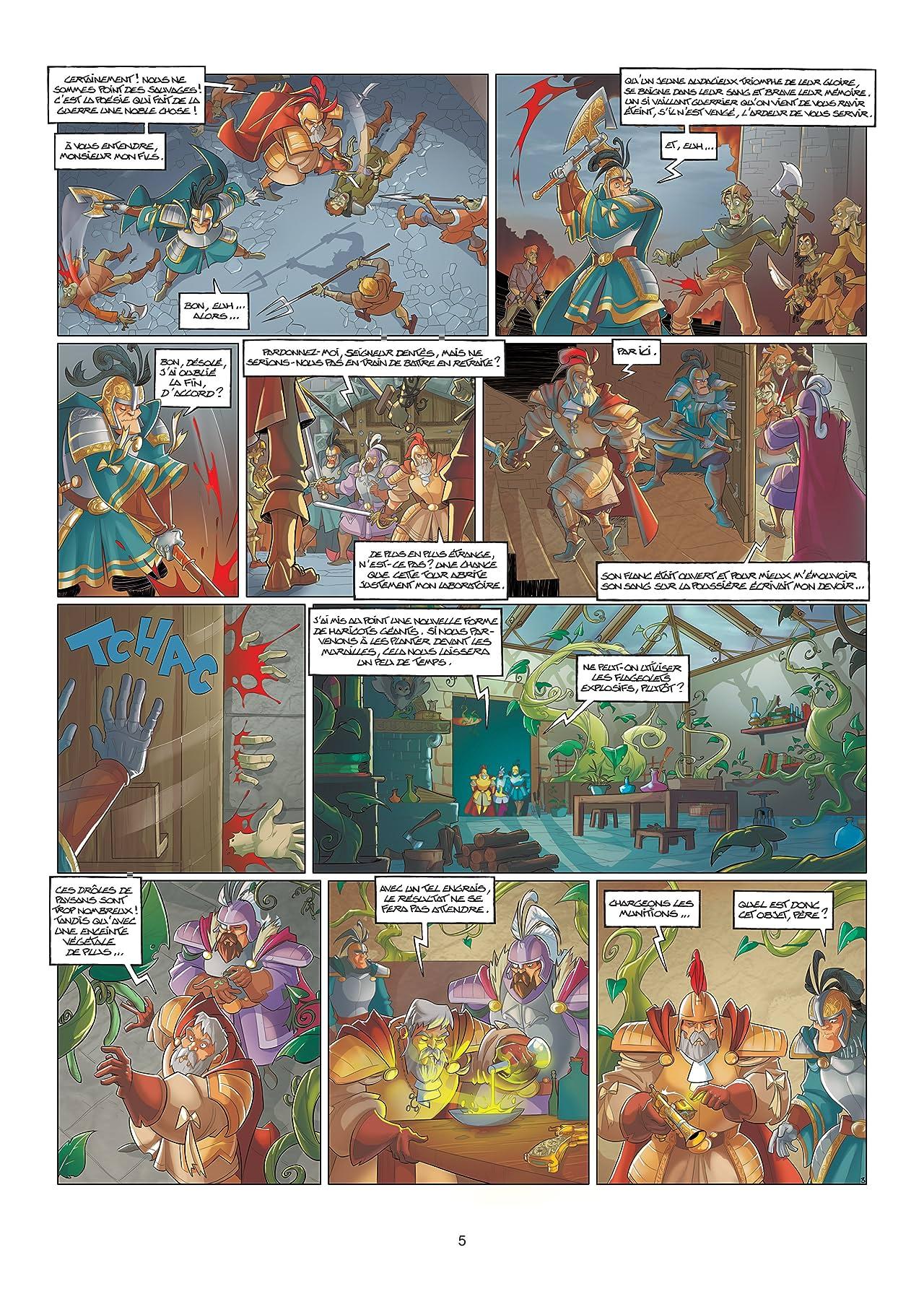 Ogres Vol. 1: Chasse à l'ogre