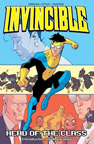Invincible Tome 4: Head of the Class