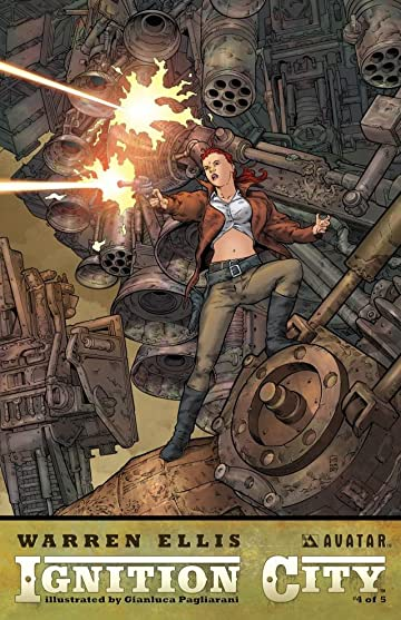 Ignition City #4