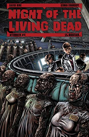 Night of the Living Dead: Aftermath No.4
