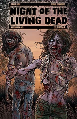 Night of the Living Dead: Aftermath No.5