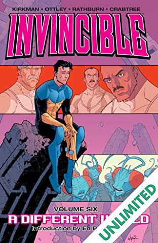 Invincible Vol. 6: A Different World