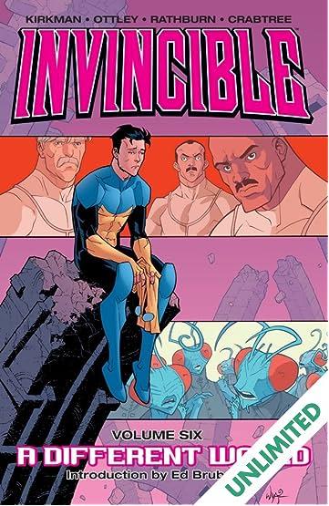 Invincible Vol. 6: A Different World