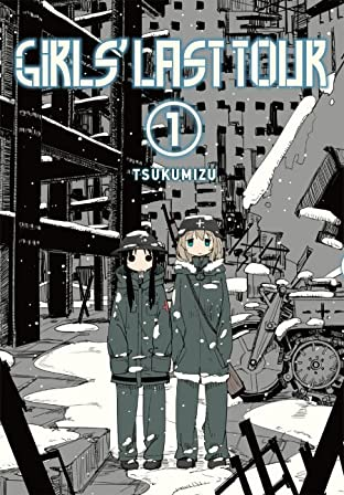 Girls' Last Tour Tome 1