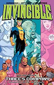 Invincible Tome 7: Three's Company