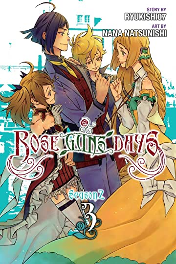 Rose Guns Days Season 2 Vol. 3