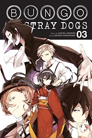 Bungo Stray Dogs Vol. 3