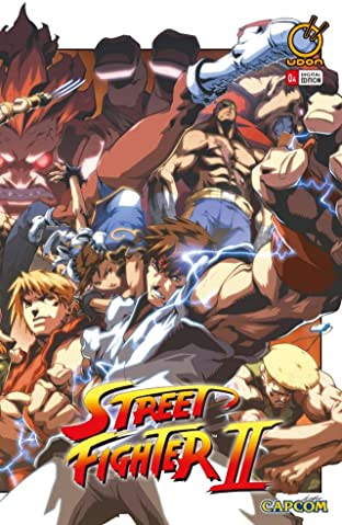 Street Fighter II No.0