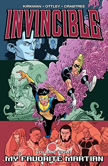 Invincible Tome 8: My Favorite Martian