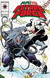 Rai and the Future Force (1992-1995) #19