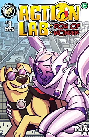 Action Lab: Dog of Wonder No.6