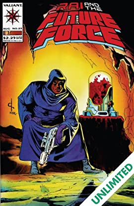 Rai and the Future Force (1992-1995) #23