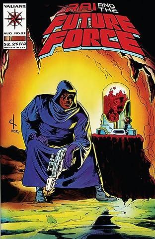Rai and the Future Force (1992-1995) #23