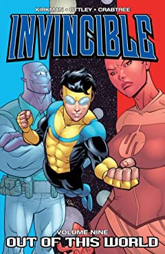 Invincible Tome 9: Out of This World