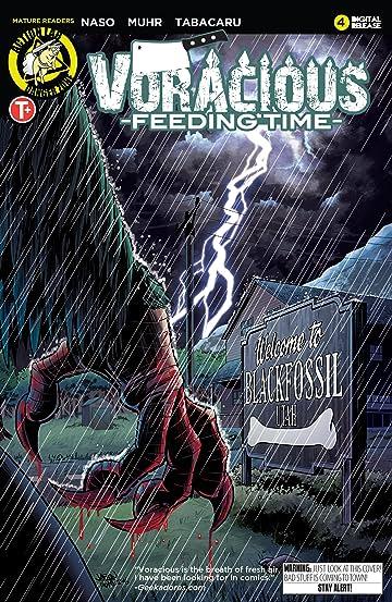 Voracious #8: Feeding Time Issue #4