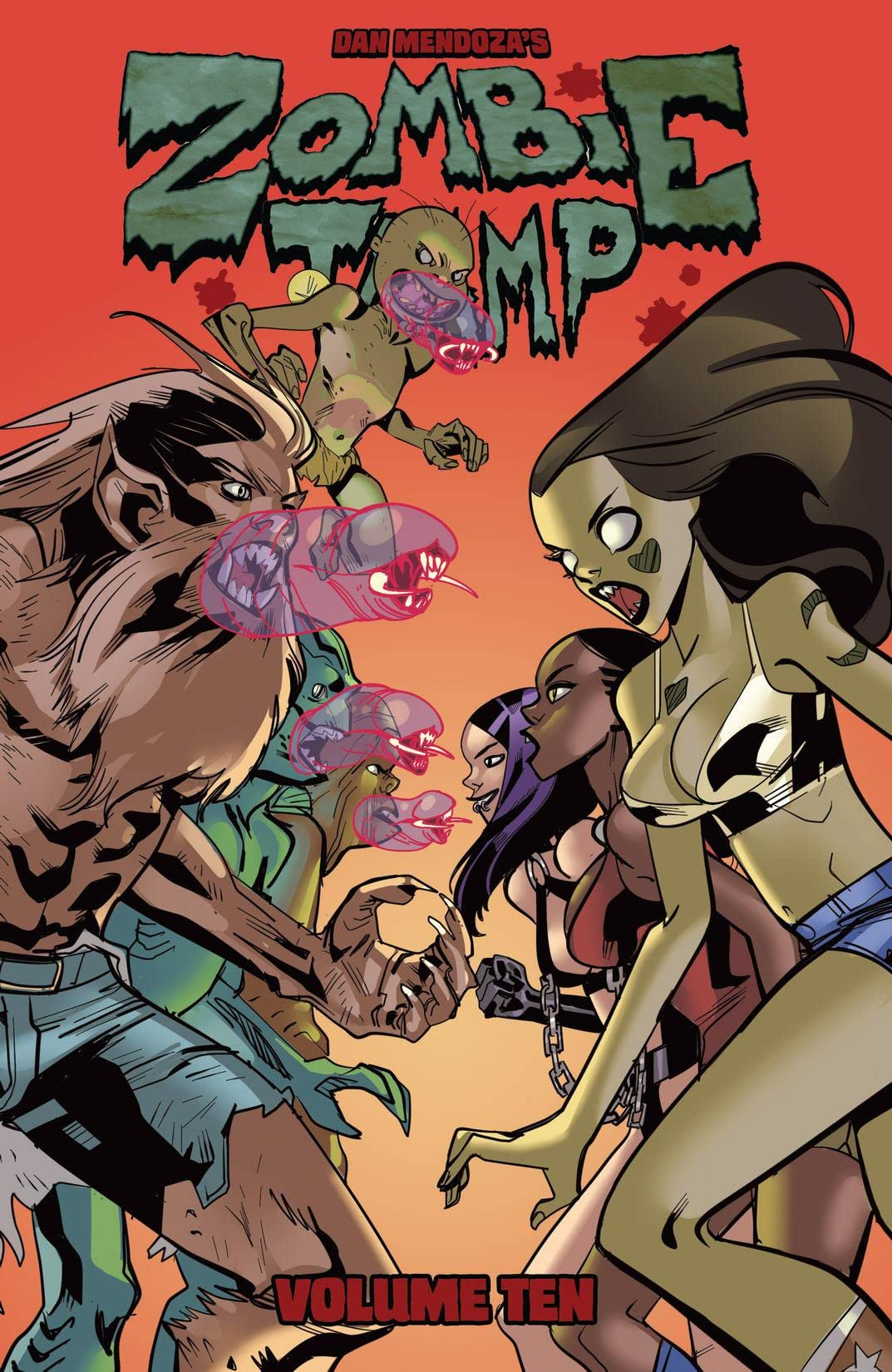 Zombie Tramp Vol. 10: Gory Road