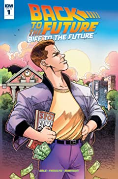 Back to the Future: Biff to the Future No.1 (sur 6)