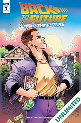 Back to the Future: Biff to the Future #1 (of 6)