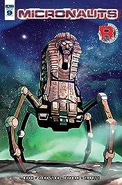 Micronauts (2016-2017) #9