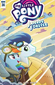 My Little Pony: Friends Forever #36