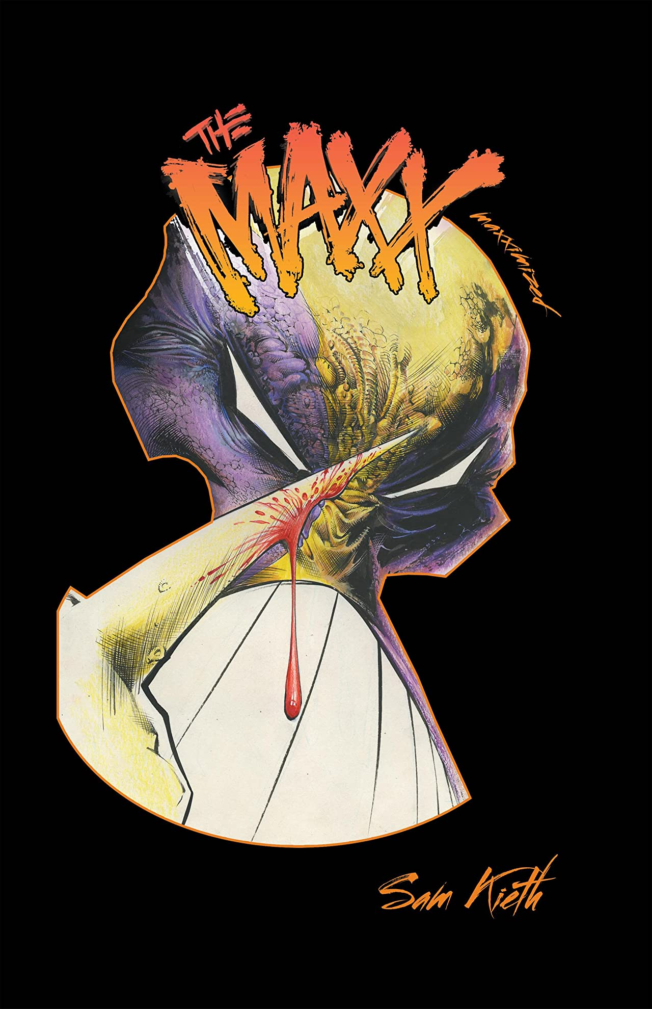 The Maxx: Maxximized Vol. 7